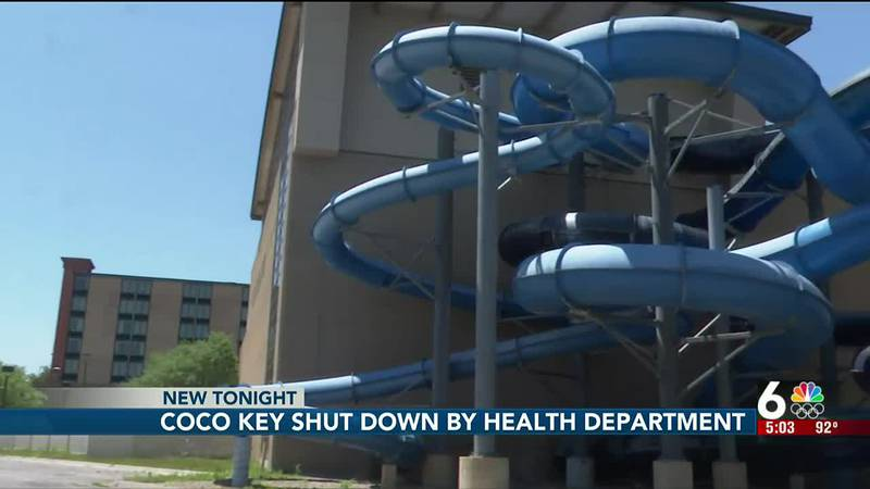 The Douglas County Health Department shut down the CoCo Key resort earlier this month.