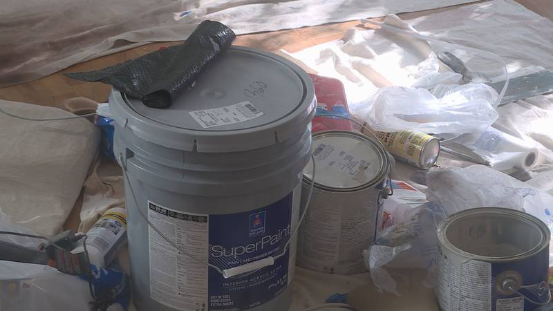 Prices  continue to rise for paint and paint supplies
