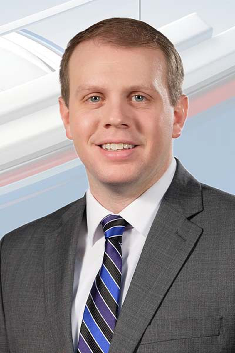 Headshot of David Koeller, Meteorologist