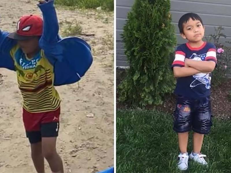 Avi Gurung, 6, was reported missing near N.P. Dodge Park on Tuesday evening, Aug. 3, 2021....