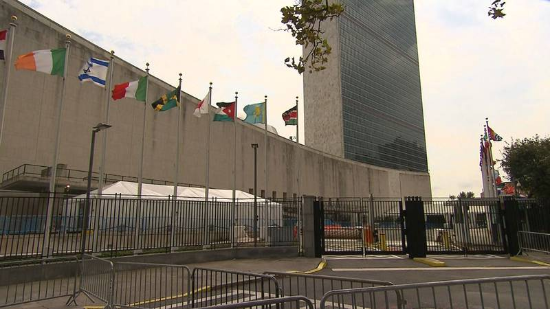 The United Nations is concerned that this week's meeting could be a COVID-19 superspreader event.