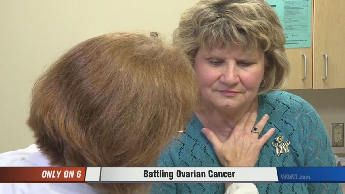 Woman S Second Opinion Caught Ovarian Cancer Early