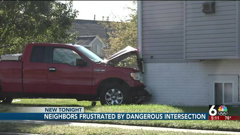 Homeowners near the intersection of 20th and Grace streets are frustrated with the dangers of...
