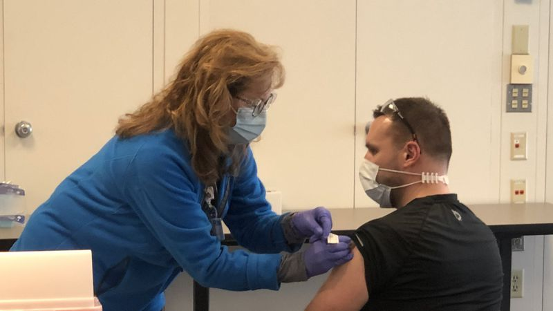 Dr. Adam Highley, who works in pulmonary/critical care at CHI Health-Bergan Mercy, was the...
