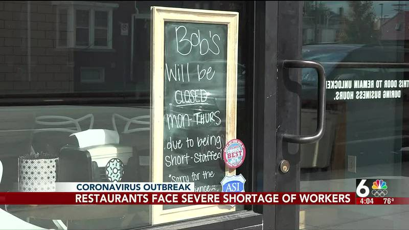Omaha restaurants face severe shortage of workers