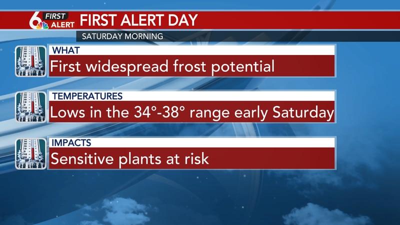 First Alert Saturday Morning