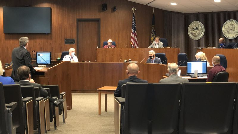 Douglas County Board of Commissioners unanimously approves allocating $30 million in CARES Act...