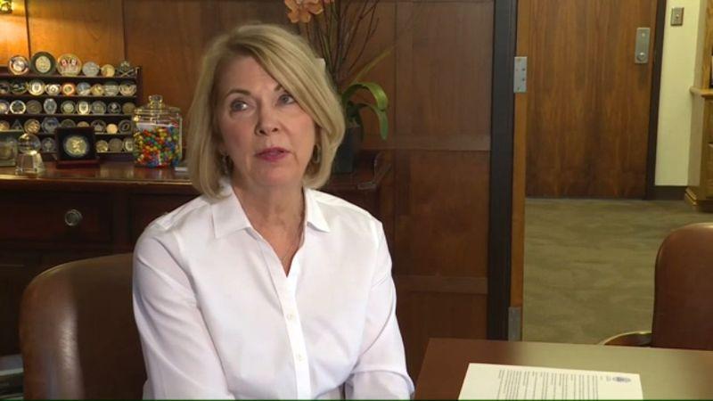 Omaha Mayor Jean Stothert (WOWT file image)