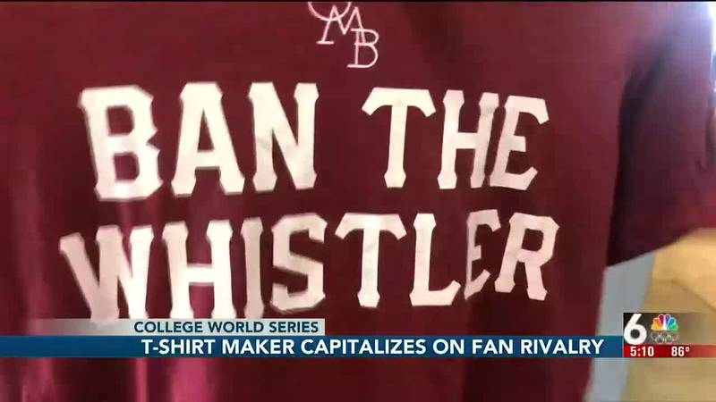 Mississippi State fans at College World Series are upset with an unknown Vanderbilt fan who...