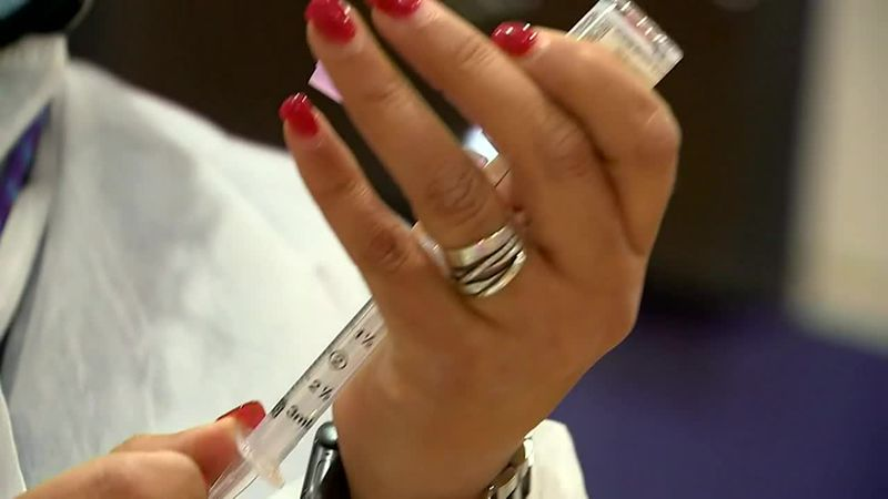 There's new information on the push to vaccinate, the variant surge in some states,...