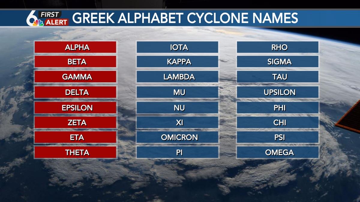 Theta became the 29th named storm of the Atlantic hurricane season
