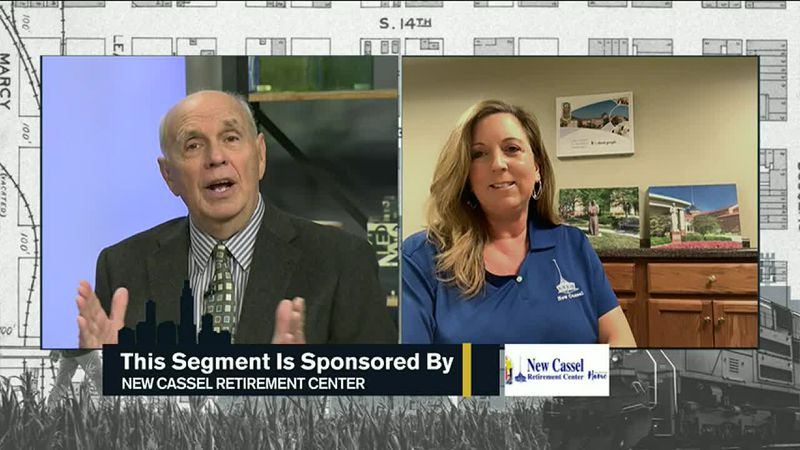 Today Dave Webber talks with Marilee Lieber, Marketing Director of New Cassel Retirement Center.