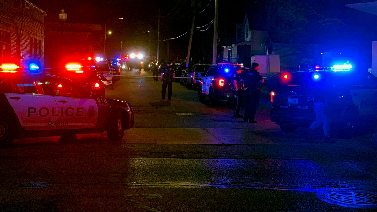 Omaha Police said they found two people shot in a parked car near 22nd Street and Willis Avenue...