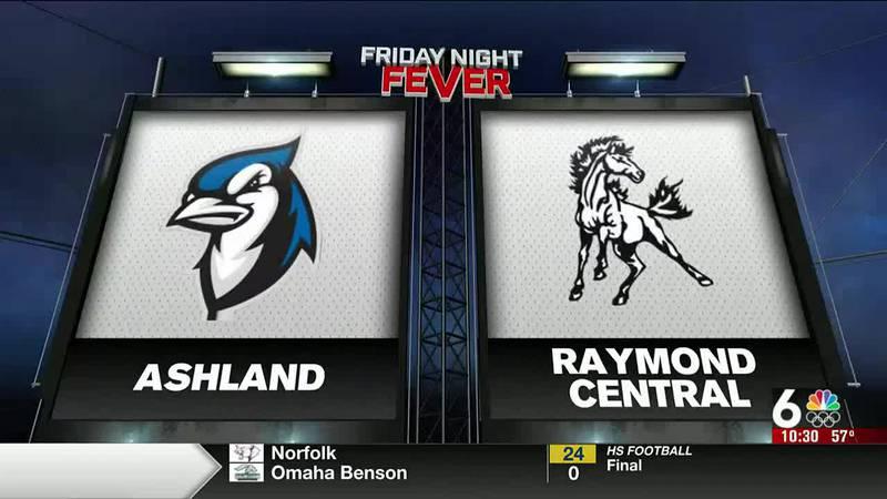 FNF: Ashland vs. Raymond Central