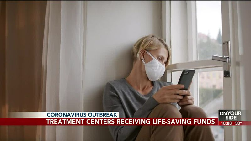 Addiction treatment centers to receive life saving Covid relief money