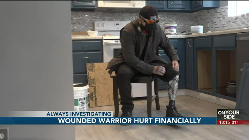 Fighting in Iraq 17 years ago, Justin Anderson always had his buddy's back -- but in civilian...