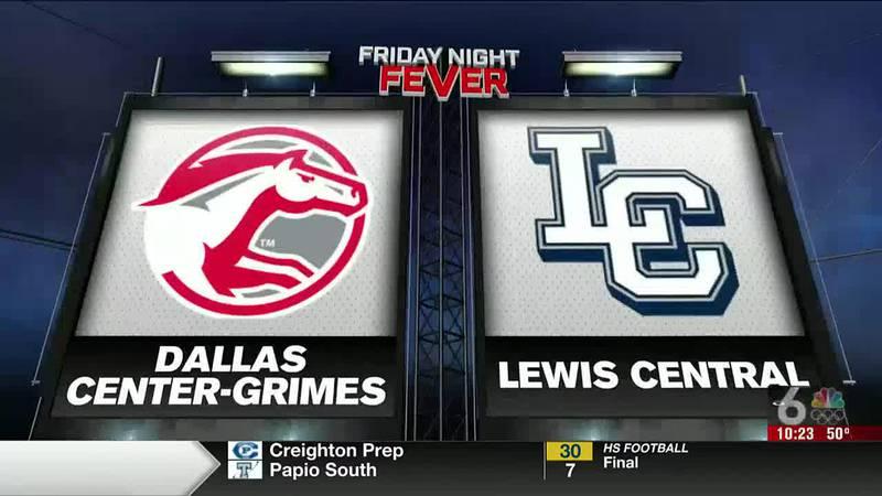 Dallas Center-Grimes vs. Lewis Central