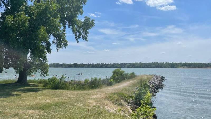 Pawnee Lake in Lancaster County, Neb.