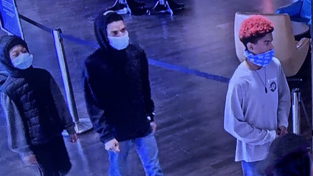 Omaha Police homicide detectives are looking for help identifying the individuals in this photo.