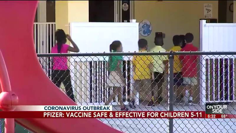 Following a vaccine study, Pfizer has been approved for young children ages 5-11 to combat the...