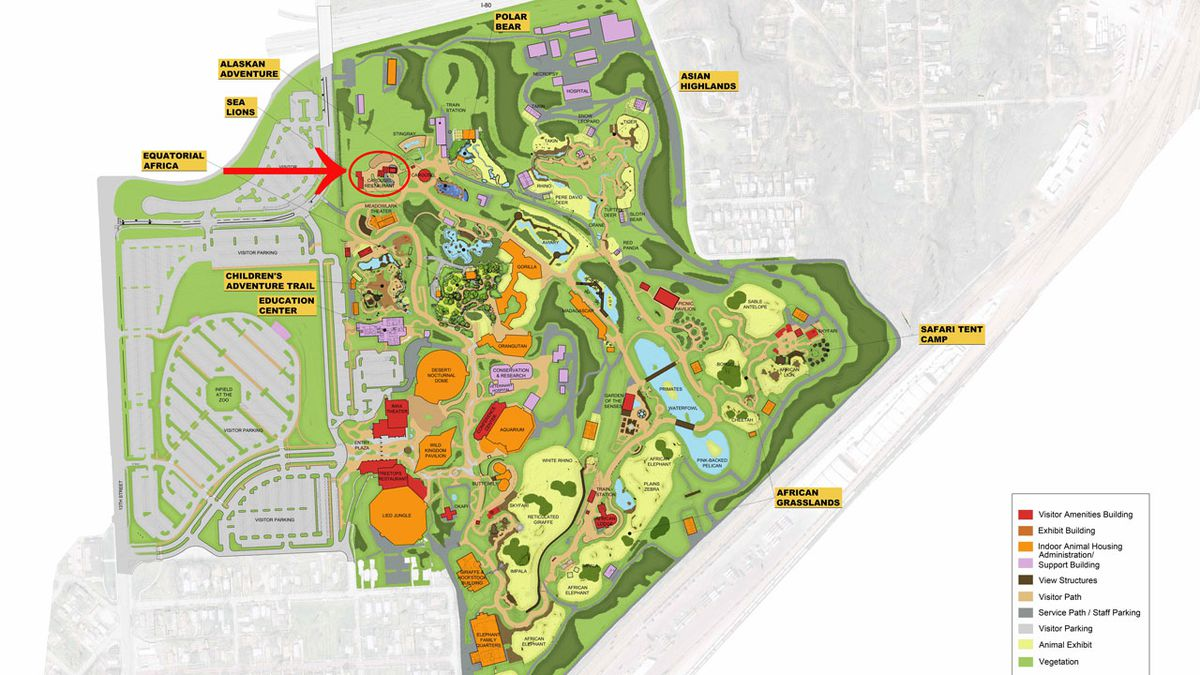 Omaha's Henry Doorly Zoo and Aquarium continues focus on ...