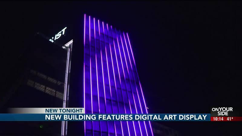 West Dodge Road digital display