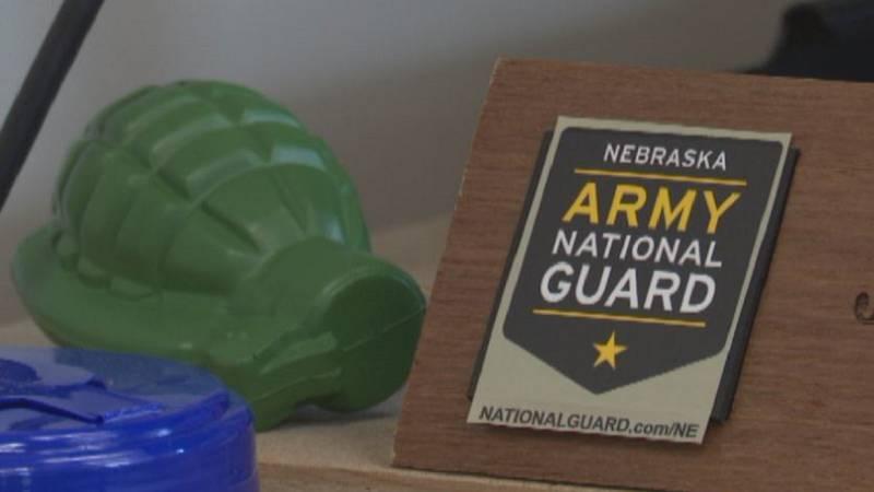 The Nebraska National Guard  is recruiting.