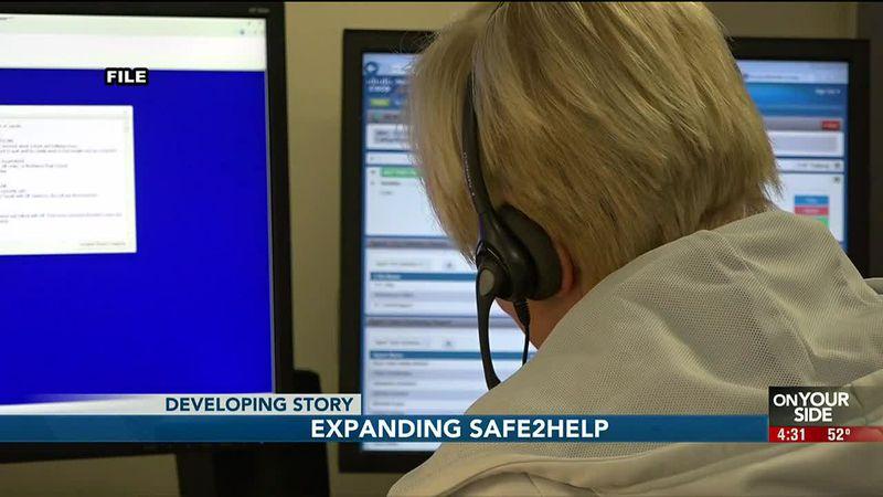 Safe 2 Help Nebraska program out of Boys Town is expanding.