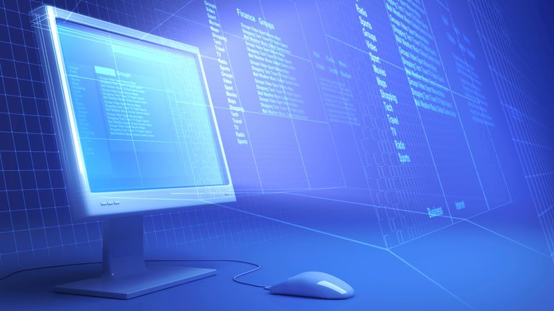Brief internet service outages are not uncommon and are only rarely the result of hacking or...