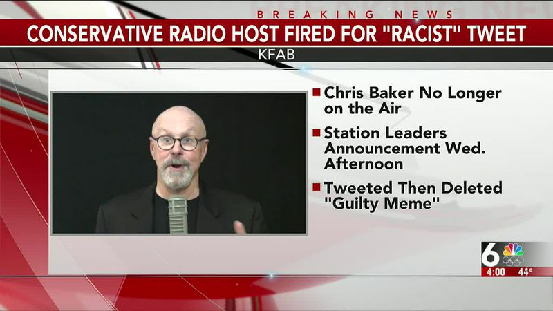 Chris Baker fired from KFAB