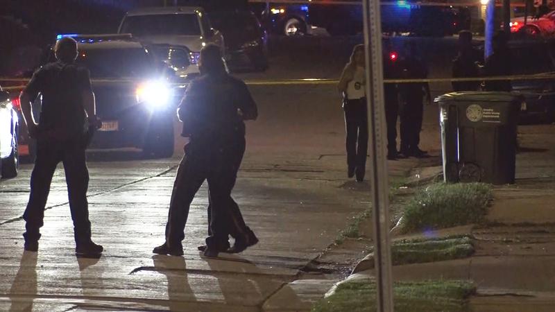 A man was shot at 33rd & Laurel