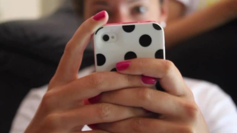 Usage of cell phones went up during lock-downs, partially driving more reports of online...