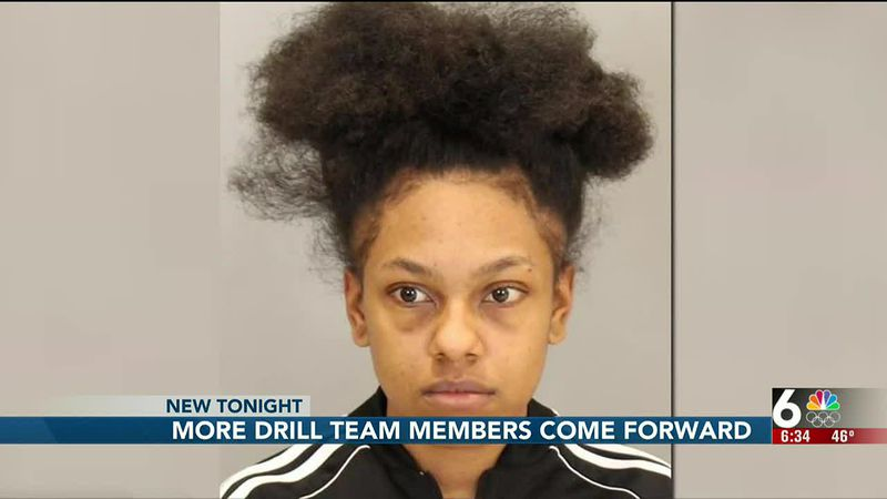Drill team member facing sexual assault charges