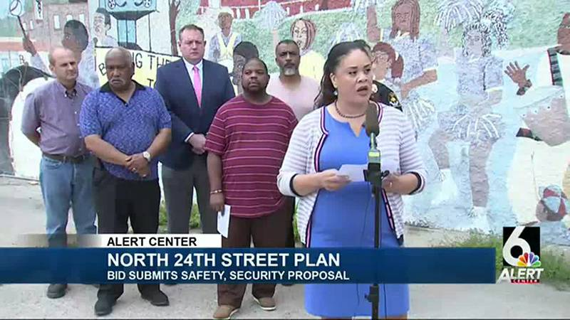The North 24th Street Business Improvement District announced Thursday, July 8, 2021, that it...