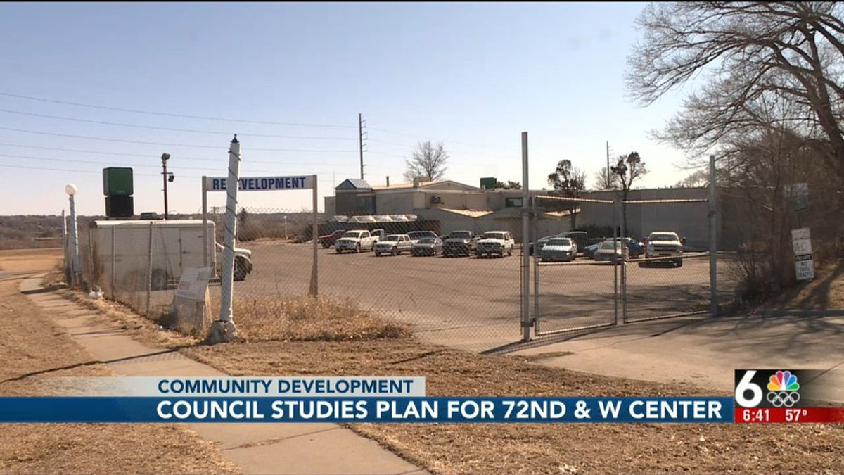 The Omaha City Council on Tuesday voted on a redevelopment proposal for 72nd Street and West Center.