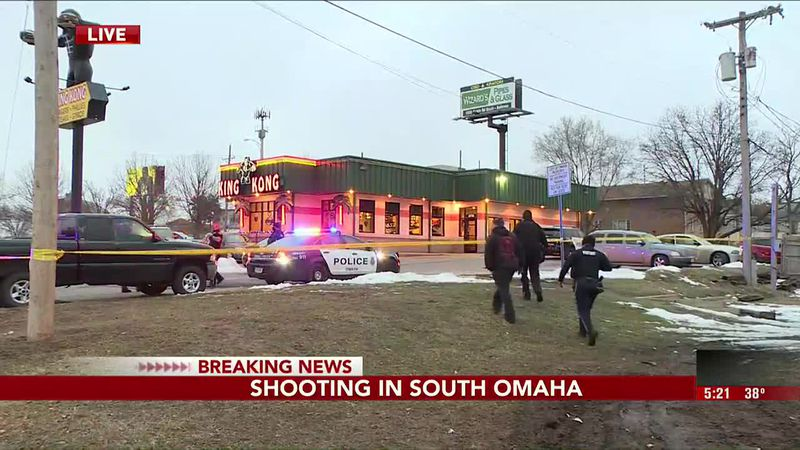 Shooting in South Omaha