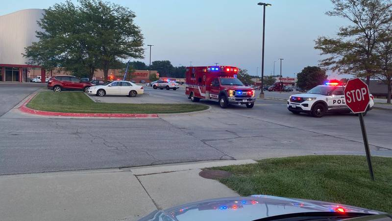 Monday around 8 p.m., officers responded to a report of a shooting just north of 56th Street...
