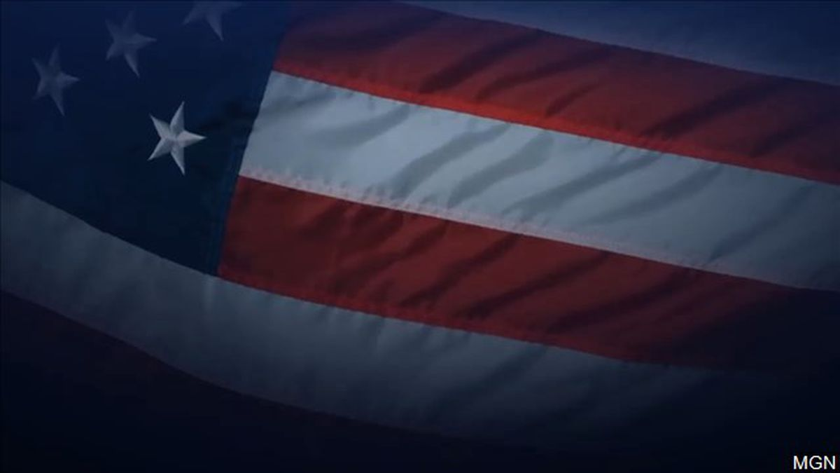 WCJB will begin airing the national anthem each day. (Source: Gray DC)