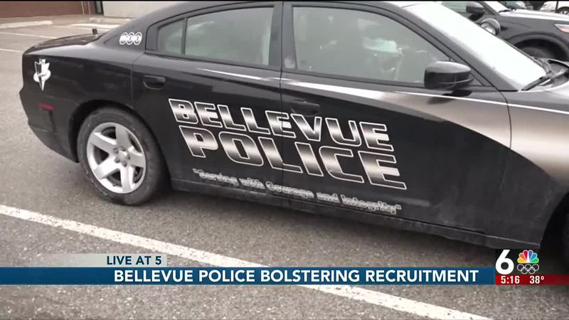 Bellevue Police bolstering recruitment