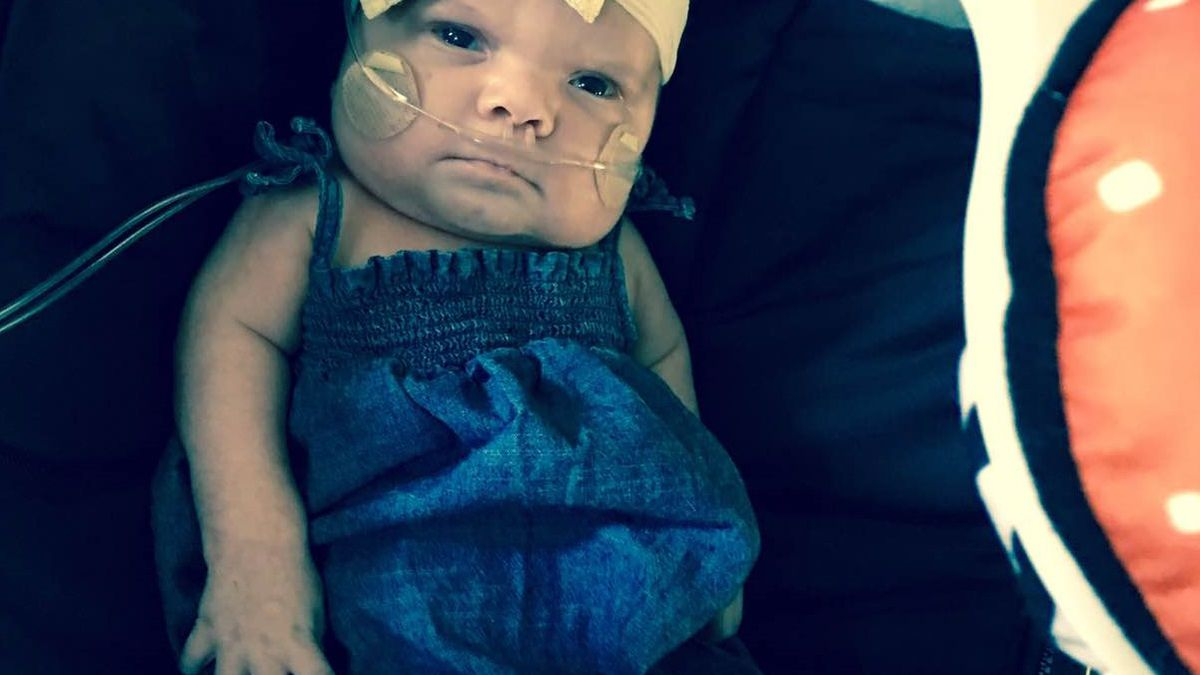 Fewer than 100 cases on Earth, Omaha child battles ...