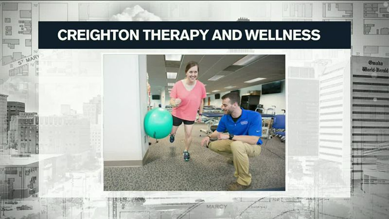 Omaha Everyday: Creighton Therapy and Wellness