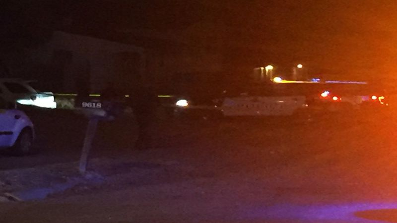 One mad dead after early morning shooting