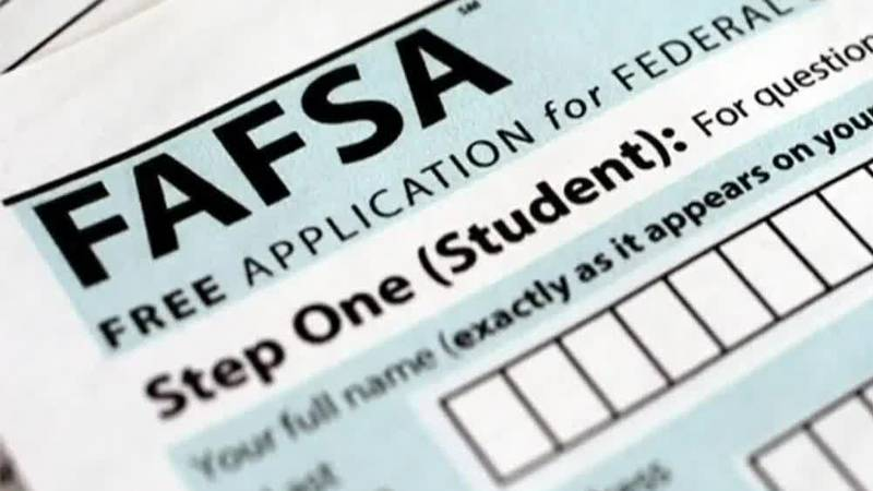 Free Application for Federal Student Aid application