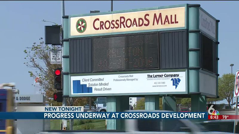 Many people who live close to the mall are looking forward to the changes that will be made here.