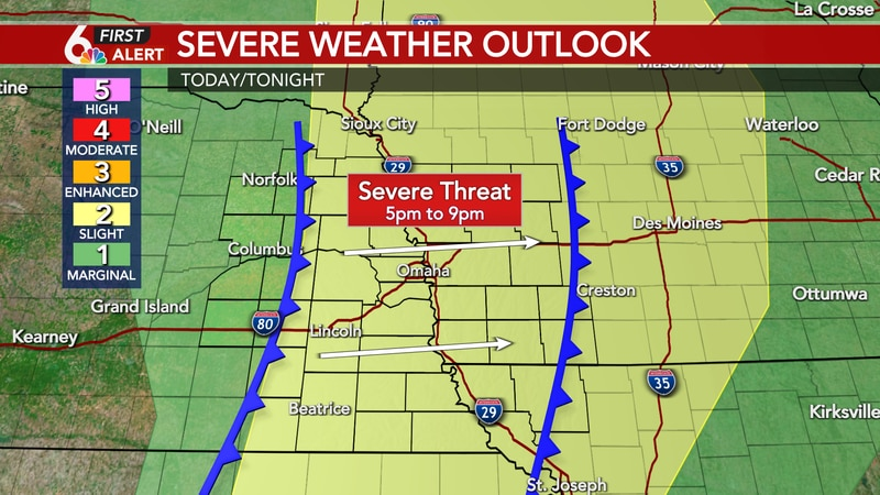Severe Today