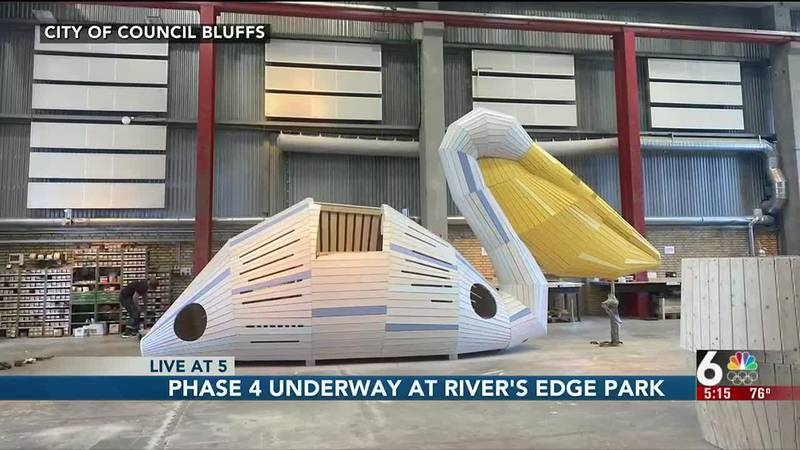 Council Bluffs Riverfront project update