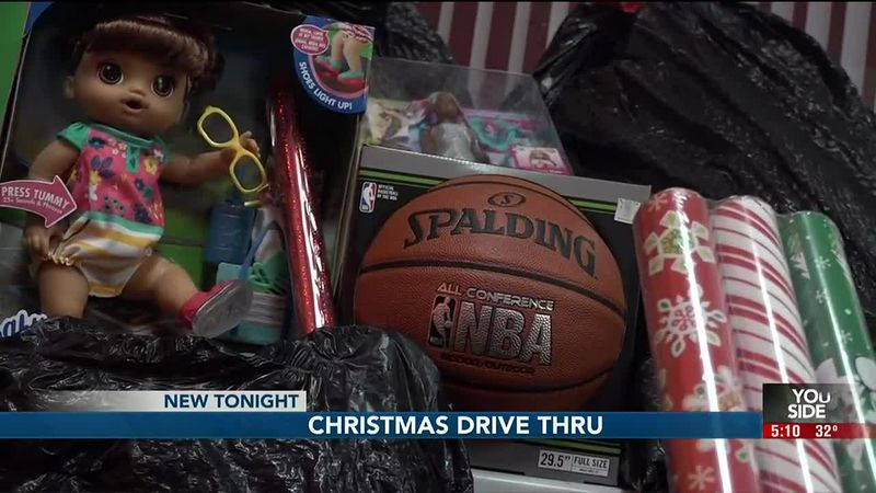 Hundreds of kids and their families got an extra special gift Saturday thanks to Bellevue...