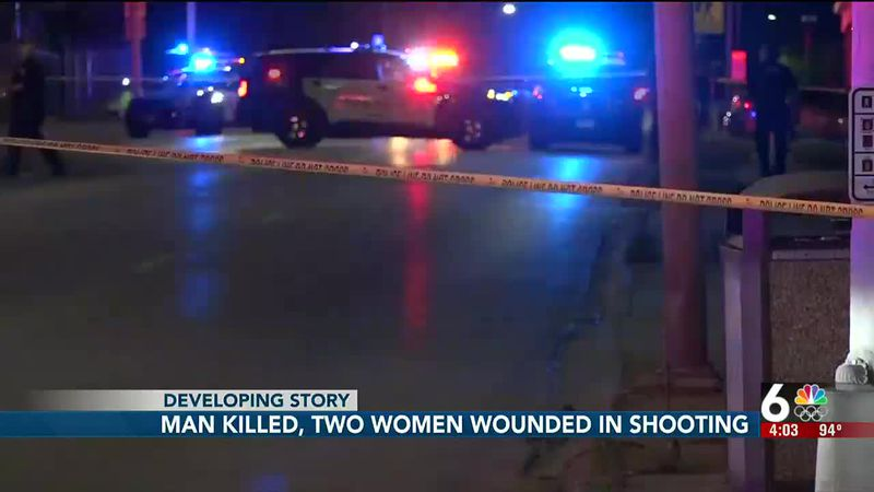 Two people told police they were struck by gunfire in a north Omaha neighborhood early...