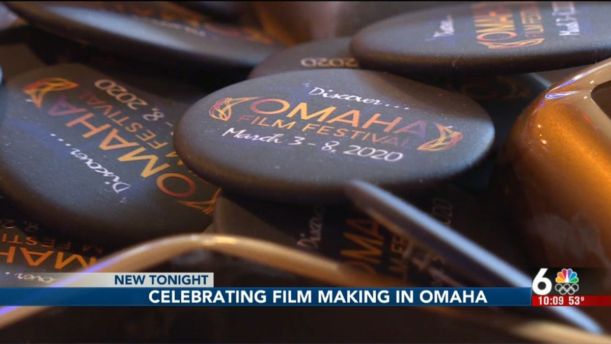The Omaha Film Festival is being held at Aksarben Cinema through Sunday. (WOWT)