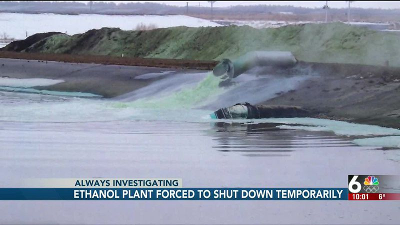 State investigation finds hazardous piles of ethanol byproduct could contaminate land, water...